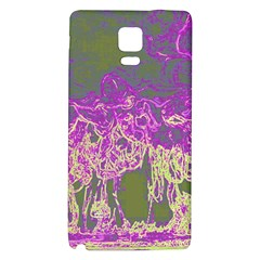 Colors Galaxy Note 4 Back Case
