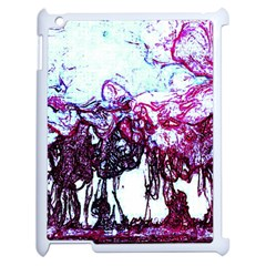 Colors Apple iPad 2 Case (White)