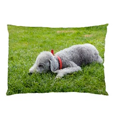 Bedlington Terrier Sleeping Pillow Case (Two Sides)