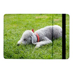 Bedlington Terrier Sleeping Samsung Galaxy Tab Pro 10.1  Flip Case