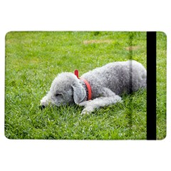 Bedlington Terrier Sleeping iPad Air Flip