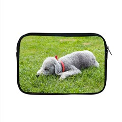 Bedlington Terrier Sleeping Apple MacBook Pro 15  Zipper Case