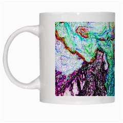 Colors White Mugs