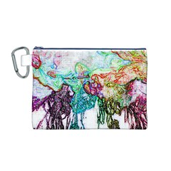 Colors Canvas Cosmetic Bag (M)