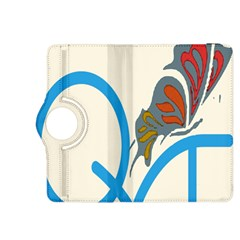 Butterfly Kindle Fire HDX 8.9  Flip 360 Case