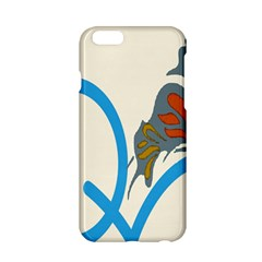Butterfly Apple iPhone 6/6S Hardshell Case