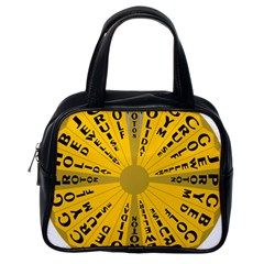 Wheel Of Fortune Australia Episode Bonus Game Classic Handbags (One Side)