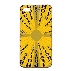 Wheel Of Fortune Australia Episode Bonus Game Apple iPhone 4/4s Seamless Case (Black)