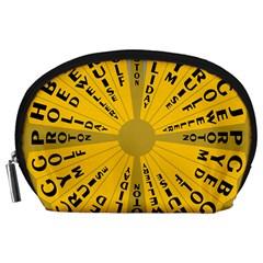 Wheel Of Fortune Australia Episode Bonus Game Accessory Pouches (Large)