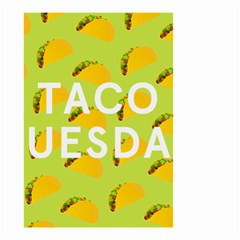Bread Taco Tuesday Small Garden Flag (Two Sides)