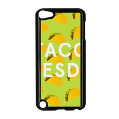 Bread Taco Tuesday Apple iPod Touch 5 Case (Black)