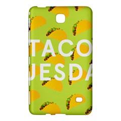 Bread Taco Tuesday Samsung Galaxy Tab 4 (7 ) Hardshell Case