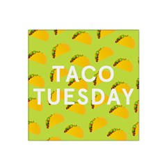 Bread Taco Tuesday Satin Bandana Scarf