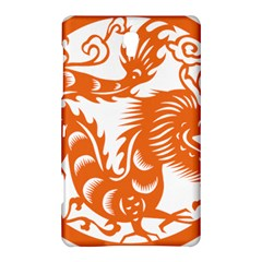 Chinese Zodiac Dragon Star Orange Samsung Galaxy Tab S (8.4 ) Hardshell Case