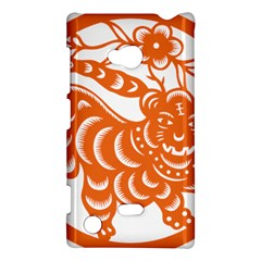 Chinese Zodiac Signs Tiger Star Orangehoroscope Nokia Lumia 720