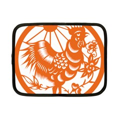 Chinese Zodiac Horoscope Zhen Icon Star Orangechicken Netbook Case (Small)