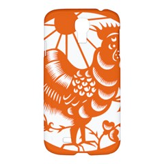 Chinese Zodiac Horoscope Zhen Icon Star Orangechicken Samsung Galaxy S4 I9500/I9505 Hardshell Case