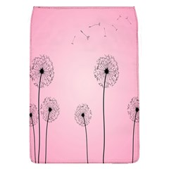Flower Back Pink Sun Fly Flap Covers (L)
