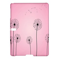 Flower Back Pink Sun Fly Samsung Galaxy Tab S (10.5 ) Hardshell Case