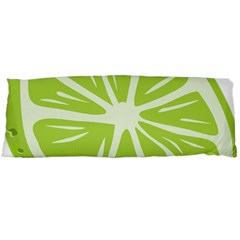 Gerald Lime Green Body Pillow Case Dakimakura (Two Sides)