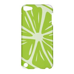 Gerald Lime Green Apple iPod Touch 5 Hardshell Case