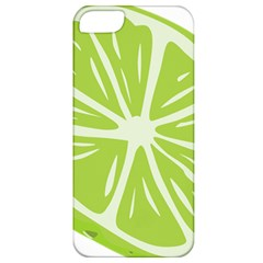 Gerald Lime Green Apple iPhone 5 Classic Hardshell Case