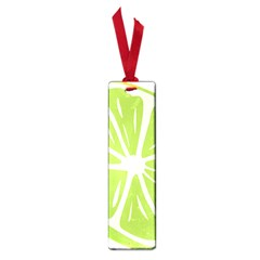 Gerald Lime Green Small Book Marks