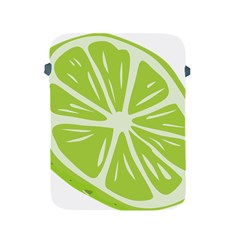 Gerald Lime Green Apple iPad 2/3/4 Protective Soft Cases