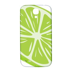 Gerald Lime Green Samsung Galaxy S4 I9500/I9505  Hardshell Back Case