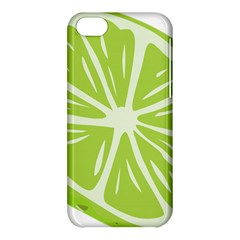 Gerald Lime Green Apple iPhone 5C Hardshell Case