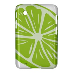 Gerald Lime Green Samsung Galaxy Tab 2 (7 ) P3100 Hardshell Case