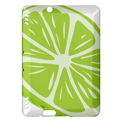 Gerald Lime Green Kindle Fire HDX Hardshell Case