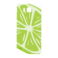 Gerald Lime Green Samsung Galaxy Alpha Hardshell Back Case