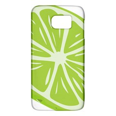 Gerald Lime Green Galaxy S6