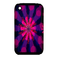 Flower Red Pink Purple Star Sunflower iPhone 3S/3GS