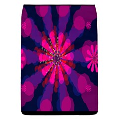 Flower Red Pink Purple Star Sunflower Flap Covers (S)