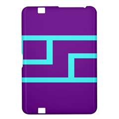 Illustrated Position Purple Blue Star Zodiac Kindle Fire HD 8.9