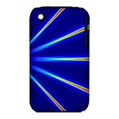 Light Neon Blue iPhone 3S/3GS