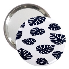 Leaf Summer Tech 3  Handbag Mirrors