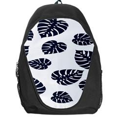 Leaf Summer Tech Backpack Bag