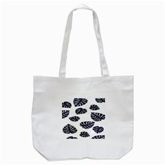 Leaf Summer Tech Tote Bag (White)