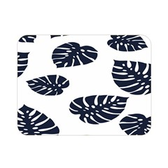 Leaf Summer Tech Double Sided Flano Blanket (Mini)