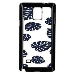 Leaf Summer Tech Samsung Galaxy Note 4 Case (Black)