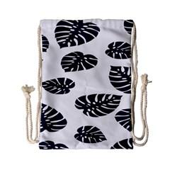 Leaf Summer Tech Drawstring Bag (small)
