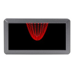 Normal Field Of An Elliptic Paraboloid Red Memory Card Reader (Mini)