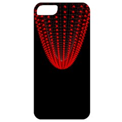 Normal Field Of An Elliptic Paraboloid Red Apple iPhone 5 Classic Hardshell Case
