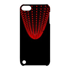 Normal Field Of An Elliptic Paraboloid Red Apple iPod Touch 5 Hardshell Case with Stand