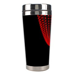 Normal Field Of An Elliptic Paraboloid Red Stainless Steel Travel Tumblers