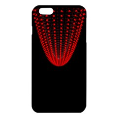 Normal Field Of An Elliptic Paraboloid Red iPhone 6 Plus/6S Plus TPU Case