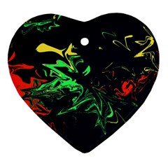 Colors Ornament (Heart)